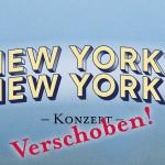 NYNY Verschoben
