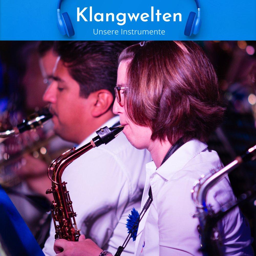 Klangwelten-Saxophon
