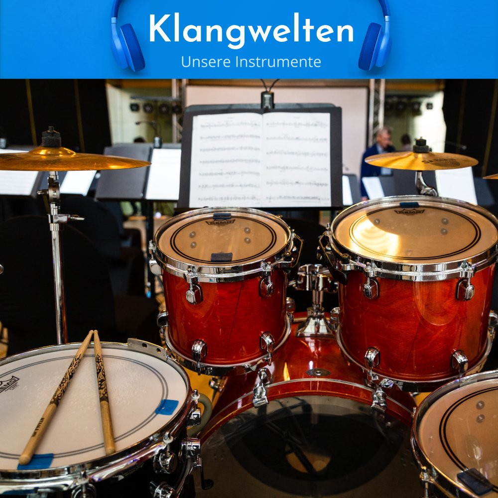 Klangwelten-Schlagzeug